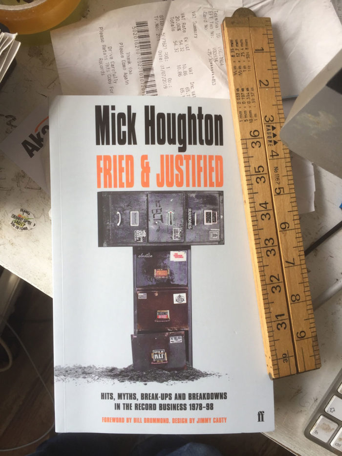 Fried & Justified book cover