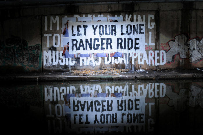 LET YOUR LONE RANGER RIDE (2014)