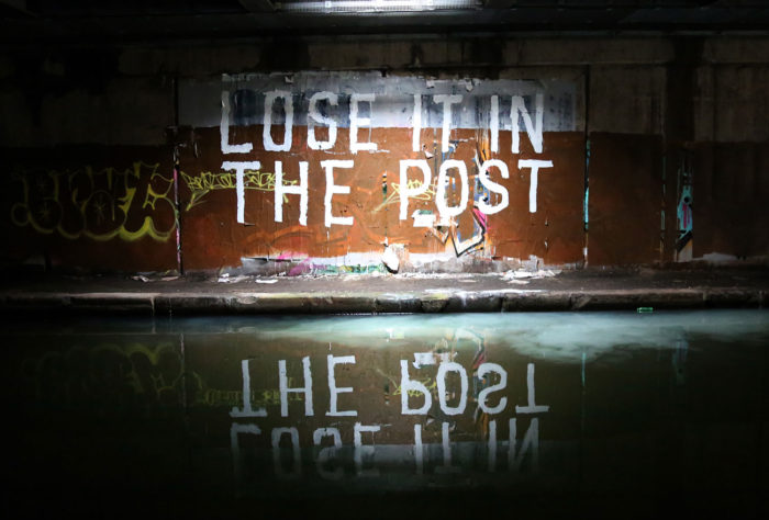 LOSE IT IN THE POST (2018)