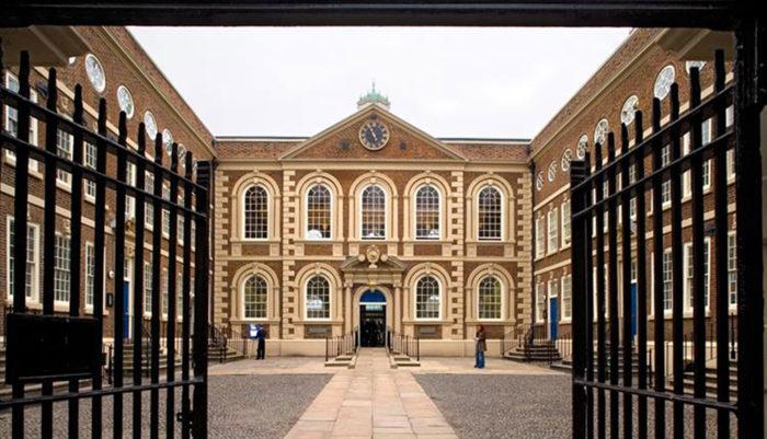 The Bluecoat Chambers, Liverpool